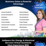 Virtual Assistants For Energy and Electricity Industry
