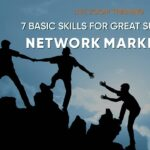 7 Skills Every Network Marketer should Master: Zoom Meeting Live Training (Team We Are Together)