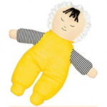 The Children's Factory Asian Baby Girl Doll | Toytooth