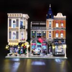 Lego Creator Expert Assembly Square 10255 Review