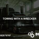 Towing With A Wrecker
