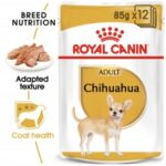 Dog WetFood – Royal Canin Adult Chihuahua Wet Food Pouch 85g