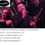 Hire World Class Mariachi Band Los Angeles at an affordable Rates.